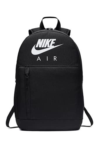 Nike Air Elemental KIDS Backpack Rucksack (one size, black/white)