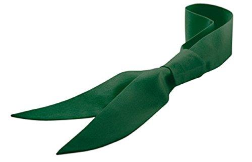 Servicekrawatte / Kurzkrawatte / Krawatte in Grün One Size,Grün
