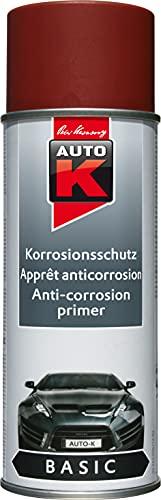 AUTO-K AutoK 233 058 Grundierungen, Rotbraun, 400ml
