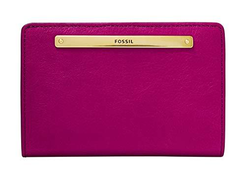 Fossil Liza Multi Wallet Magenta