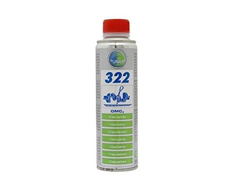 TUNAP 322 ADDITIVO stabilisator viscositeit motor reduceert olieverbruik