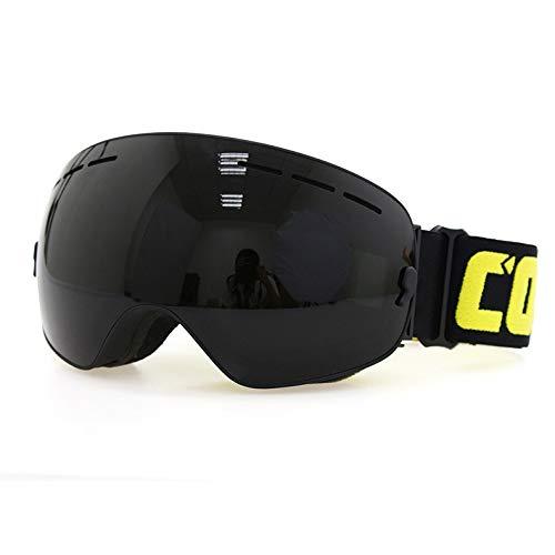 LOLIVEVE Copozz Dropshipping 1 * Gafas De Esquí Capas Dobles Uv400 Gafas De Máscara De Esquí Grandes Gafas De Snowboard Snowboard Snowboard ¡Envío Libre!