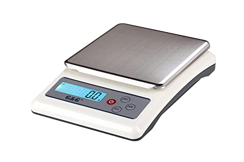 G & G KF6000A ou KF3000A Balance de précision 0,1 g – 6000 g (KF10K : 10 kg/1 g)