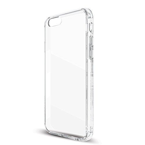 Area Zero Gummy Hülle für Handy 10,2 cm (4 Zoll) transparent - Schutzhülle für Apple iPhone SE, iPhone 5s iPhone 5, 10,2 cm (4 Zoll) transparent