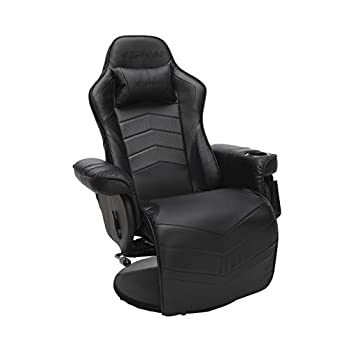 RESPAWN RSP-900 Racing Style Reclining Gaming Chair 35.04  - 51.18  D x 30.71  W x 37.01  - 44.88  H Black