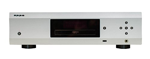OPPO UDP-205, Silber, 4K/Ultra HD, Codefree,