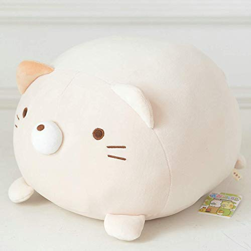N / A Whale cat penguin soft plush pillow plush toy cartoon doll pillow girl toy child soft cute birthday gift 30X25X20cm
