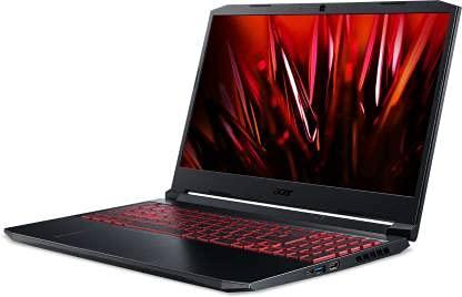 acer Nitro 5 Ryzen 5 Hexa Core 5600H - (8 GB/1 TB HDD/256 GB SSD/Windows 10 Home/4 GB Graphics/NVIDIA GeForce GTX 1650/144 Hz) AN515-45-R712 Gaming Laptop (15.6 inch, Black, 2.4 kg)