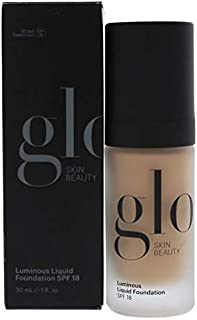 Glo Skin Beauty Luminous Liquid Foundation SPF18 - # Almond 30ml/1oz並行輸入品