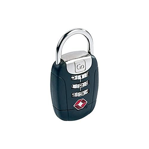 PetrolScooter Distributed Go Travel Twist & Set 3 Dial Combinazione Bagagli Valigia Lucchetto TSA Accettato