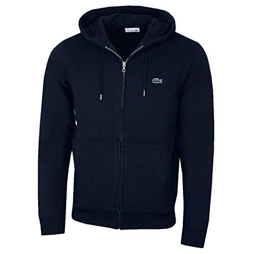 Lacoste hooded zipper