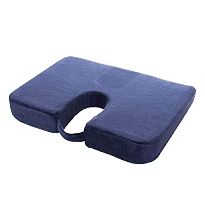 Drive Coccyx Cushion with Removable Machine Washable Cover