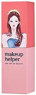Makeup Helper Semi Matte lipstick - Long Lasting Soft Fit (#004 Sweet Pink with Dasiy Princess Design)