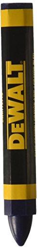 DEWALT DWHT72719 Blue Lumber Marking Crayon 2 pack