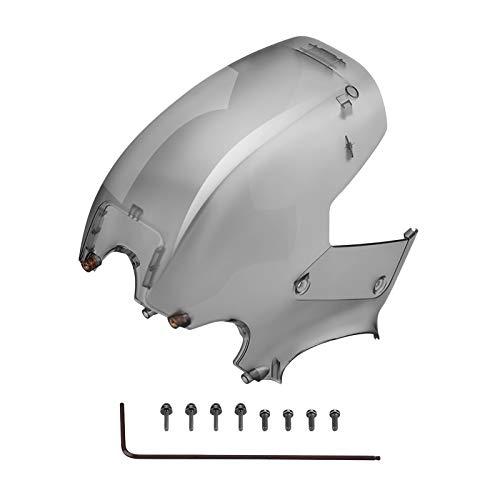 DJXIML FPV Combo Drone Accessories, Top Shell for DJI FPV Combo Color Protective Shell FPV Combo Drone Accessories (Gray)