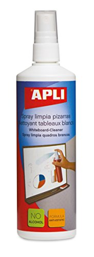 APLI 11305 - Spray Limpia pizarras, 250 ml