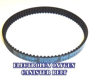 Electrolux Oxygen Power Nozzle Roller Brush/ Beater Bar Geared Belt.