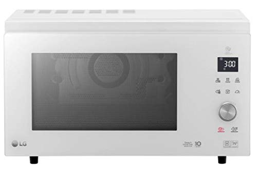 Lg mj3965bph - Microondas combinadas (39 L, 1100 W), color blanco