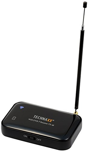 Technaxx TX 48 TV - Transmisor WiFi DVB-T de TV digital