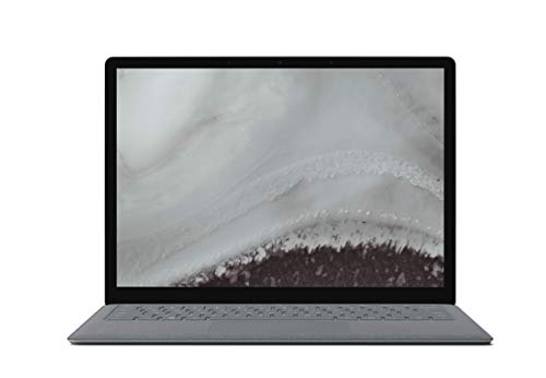 Microsoft Surface Laptop 2 - Ordenador portátil ultrafino táctil 13.5' (Intel Core i5-8250U, 8GB RAM, 256GB SSD, Intel Graphics, Windows 10) Color Plata - Teclado QWERTY Español