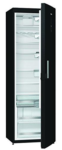 Gorenje R 6193 LB Kühlschrank / Höhe 185 cm / Kühlen 368 L / schwarz / DynamicCooling-Funktion / Colour Edition