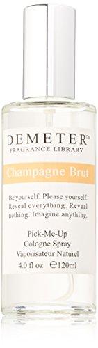 Demeter by Demeter Champagne Brut Cologne Spray 4 oz / 120 ml (Women)