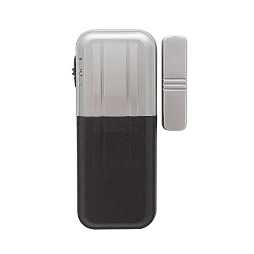 2er-Pack-Tür-Fenster Alarme 100db Pool Alarme Magnet Triggered-Tür Sicherheits-Alarme for Heim...
