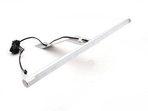 2er Komplett-Set SO-TECH® Kleiderschrank LED Beleuchtung Abella warmweiß