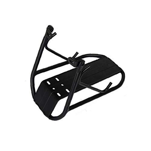 Fahrradträger-Rack Haltbarer Aluminiumlegierung-Fahrrad-dachgepäckträger Gepäckträger Einen.Kreislauf.durchmachenausrüstung Für Fahrrad Kotflügel Vorne