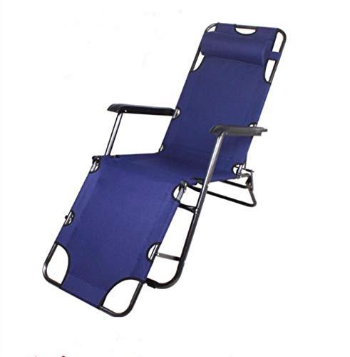 PLBB3K Außenstuhl Bürostuhl Siesta Folding Lounge Chair Folding Siesta Beach Chair Bed