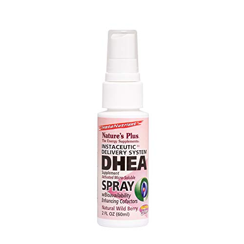 NaturesPlus DHEA Lipoceutical Spray - 2 Fl Oz -...