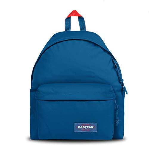 Eastpak PADDED PAK'R Zaino Casual, 40 cm, 24 liters, Blu (Blakout Urban)