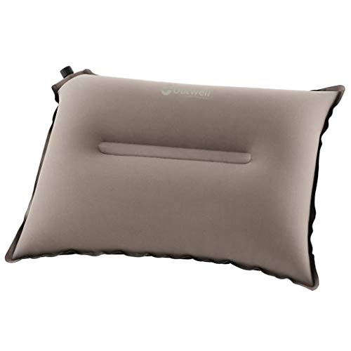 Outwell Nirvana Coussin, Gris, 40 x 30 x 19 cm