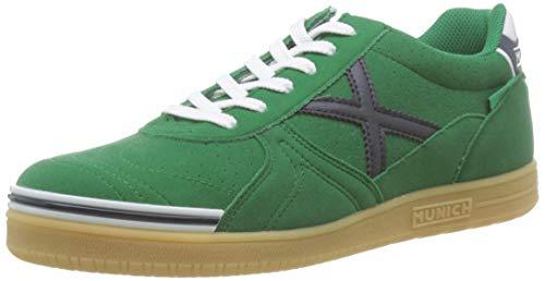Munich G-3 Profit 10, Zapatillas de Deporte para Hombre, Verde (Verde 010), 41 EU