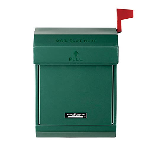 ART WORK STUDIO Mail box 2 メールボックス2 グリーン TK-2079