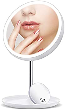 Glime Lighted Vanity Makeup Mirror