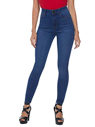 GUESS Factory Women's Simmone Super High-Rise Skinny Jeans