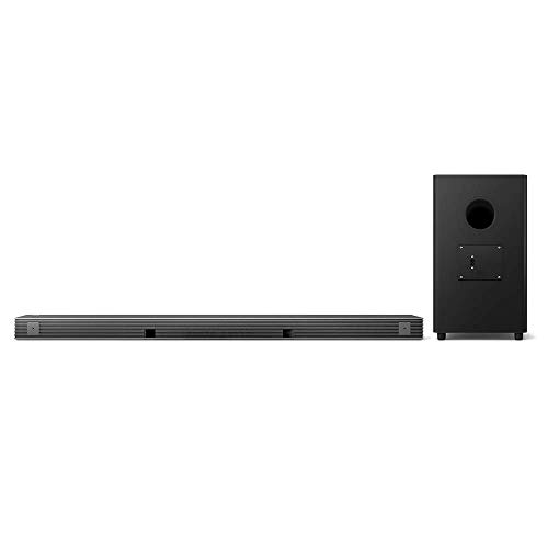 TCL Alto 9+ 3.1 Dolby Atmos Sound Bar with RAY·DANZ Technology, Wireless Subwoofer, WiFi, Bluetooth, Works with Hey Google plus Chromecast built-in – Black, 540W, TS9030-NA