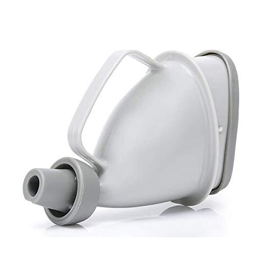 DUBENS Frauenurinal Damen Tragbares Auslaufsicher Wiederverwendbar Trichter Toilette, WC Frauen urinal für Unterwegs wie Camping Reisen Wandern Bergsteigen
