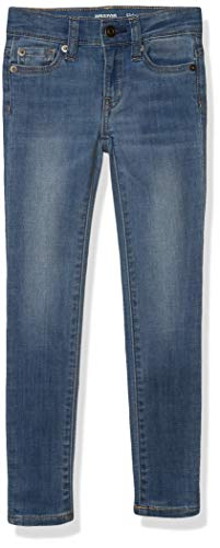 Amazon Essentials Mädchen jeans Girl's Skinny Stretch Jeans, Arizona/Light, 10 Plus