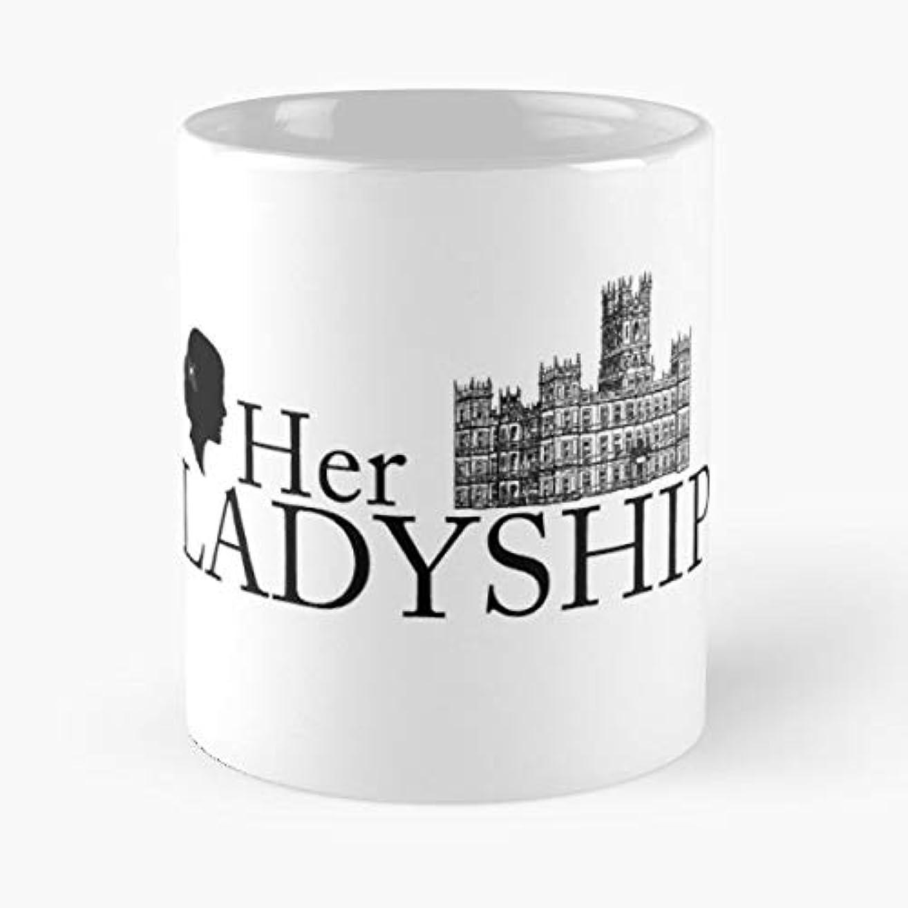 Lady Mary Downton Abbey Gift Coffee/tea Ceramic Mug Father Day
