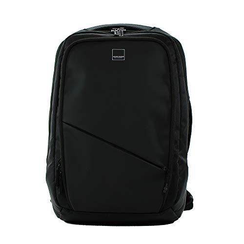 Acme Made Union Street Backpack Lebensstil Tasche – Mattschwarz