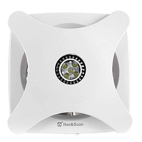 Kitchen hardware Household Ventilation Fan, Strong Wind Led Lighting...