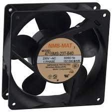 NMB TECHNOLOGIES 4715MS-23T-B4A-A00 AC Under blast sales free Fan 119x38 Fans Axial