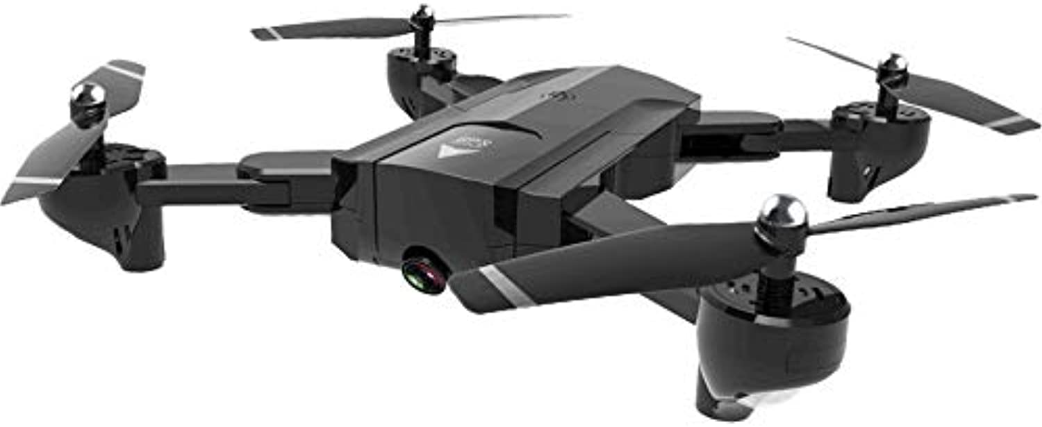 3 Battery SG900-S RC Foldable Selfie GPS Drone HD 1080P Camera Altitude Hold schwarz
