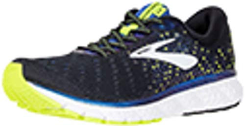 Brooks Glycerin 17, Scarpe da Running Uomo, Nero (Black/Blue/Nightlife 069), 42.5 EU