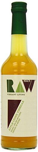 Raw Health Org aceto di sidro di mele 500 ml