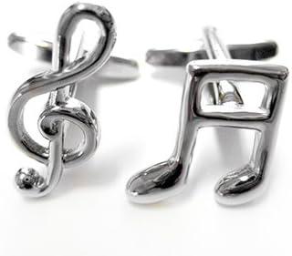 Musical Note Cufflinks