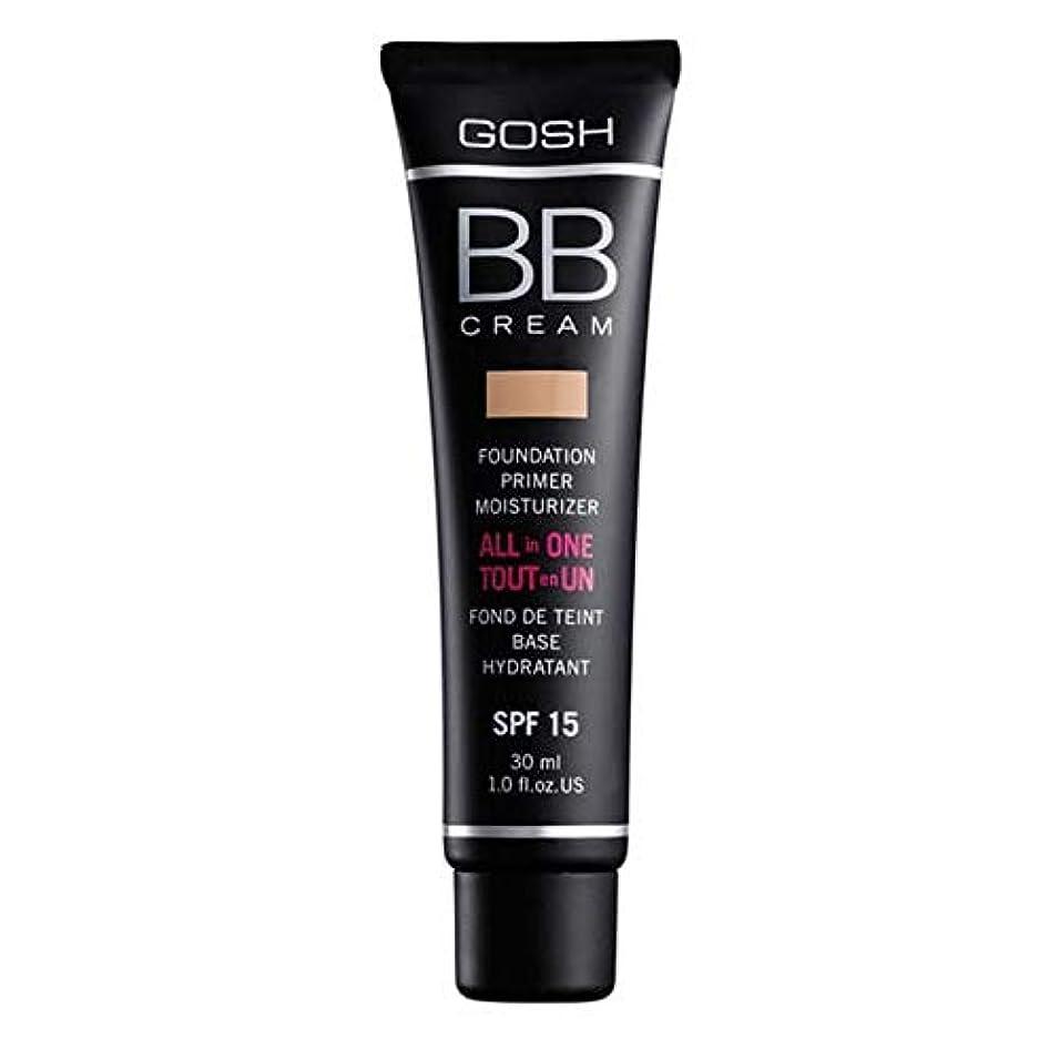 基礎ズボンバンク[GOSH ] おやっBbクリーム暖かいベージュ3 - Gosh BB Cream Warm Beige 3 [並行輸入品]