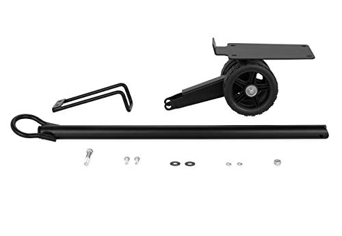 Camco RV Steerable Wheel Kit for 28 and 36-Gallon Rhino Provides Simple Tote Tank Steering and Transportation-Compatible 39004 & 39006 (39011)